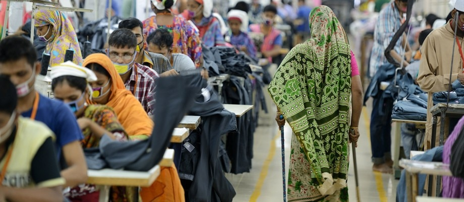 Building more resilient garment supply chains