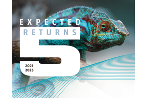 Expected Returns 2021-2025