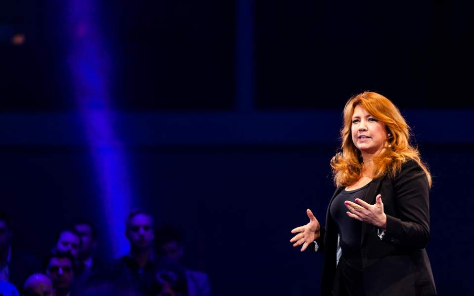 Great Minds – Pippa Malmgren: 'Geopolitical tensions are here to stay'